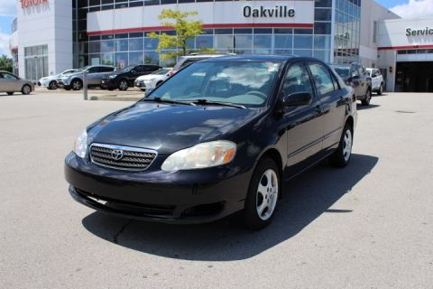 Pre-Owned 2006 Toyota Corolla CE AS TRADED FWD 4dr Car