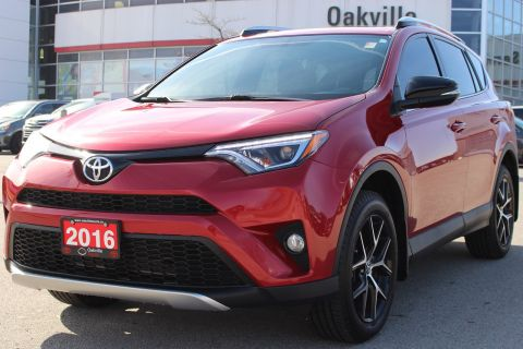 Certified Pre-Owned 2016 Toyota RAV4 SE AWD