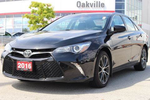 Certified Pre-Owned 2016 Toyota Camry XSE | NEW Tires and Full Service History FWD 4dr Car