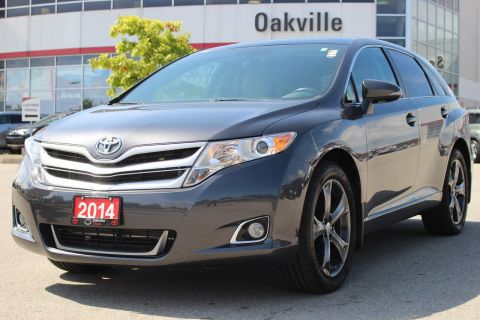 Certified Pre-Owned 2014 Toyota Venza XLE with Satellite Radio and Rearview Camera
