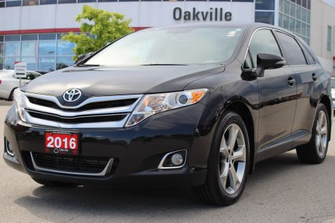 Certified Pre-Owned 2016 Toyota Venza LE with Rearview Camera