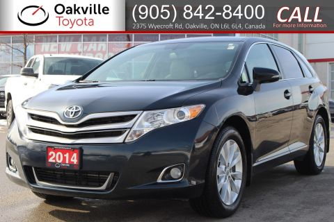 Pre-Owned 2014 Toyota Venza Base with Single Owner