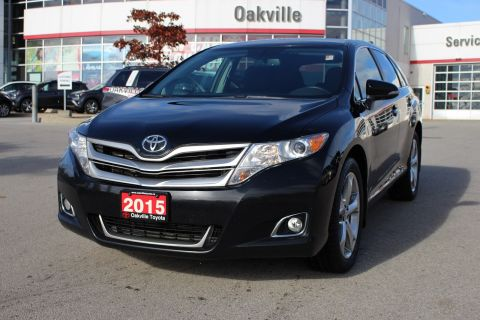 Pre-Owned 2015 Toyota Venza LE V6 w/ Bluetooth, Backup Camera & Accident Free FWD Sport Utility