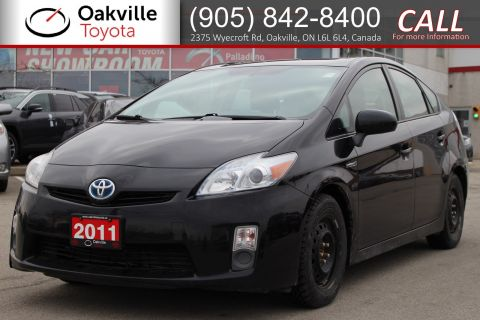 Pre-Owned 2011 Toyota Prius with Clean Carfax | SELF CERTIFY