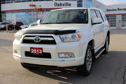 Pre-Owned 2013 Toyota 4Runner Limited w/ Navigation & Bluetooth 4WD