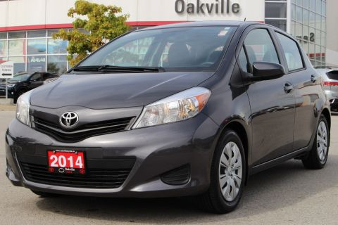 Certified Pre-Owned 2014 Toyota Yaris LE Automatic