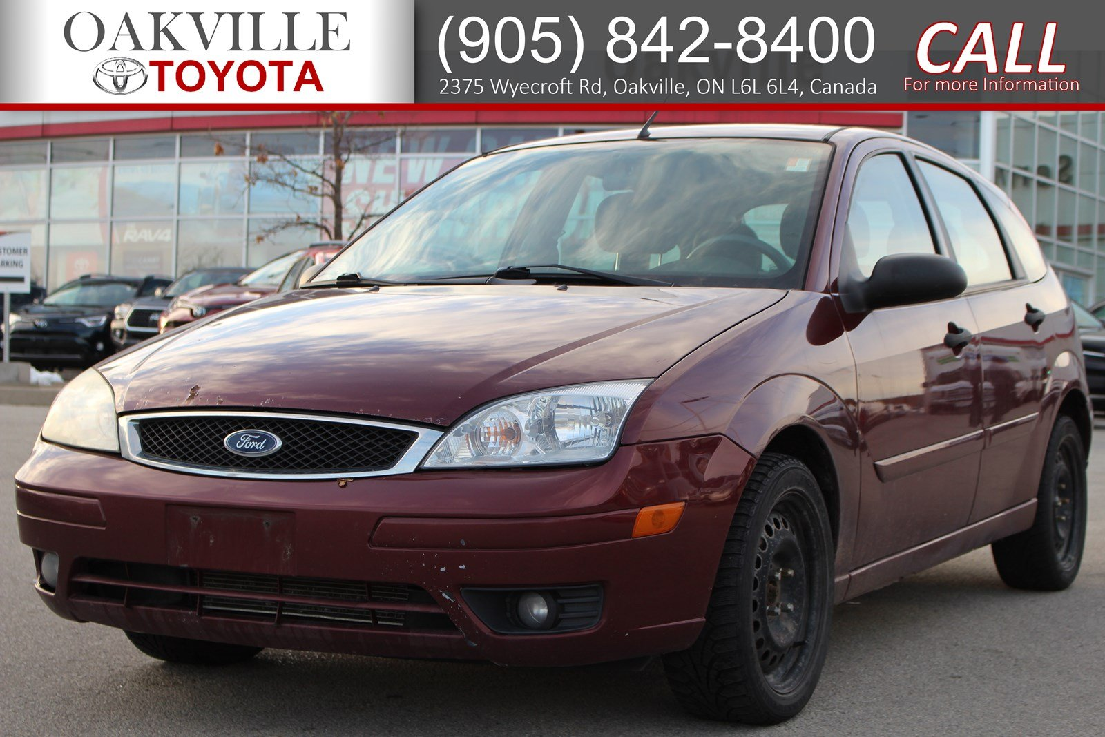 Pre owned 2007 ford focus ses self certify