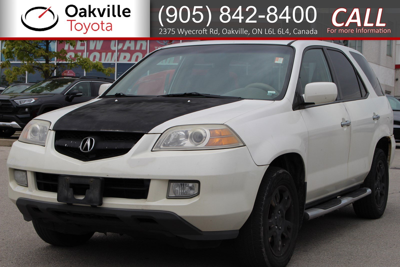 Pre-Owned 2005 Acura MDX with Tech Package | SELF CERTIFY