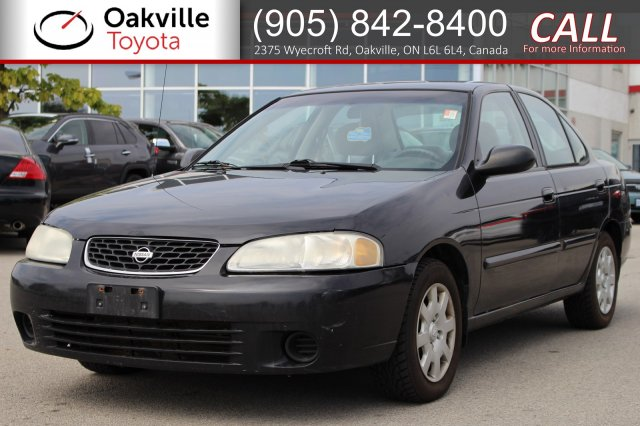 Pre-Owned 2002 Nissan Sentra GXE with Clean Carfax | SELF CERTIFY