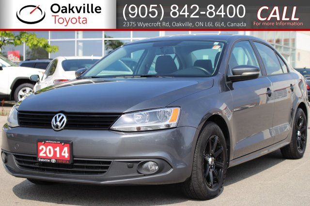 Pre-Owned 2014 Volkswagen Jetta Sedan Trendline+