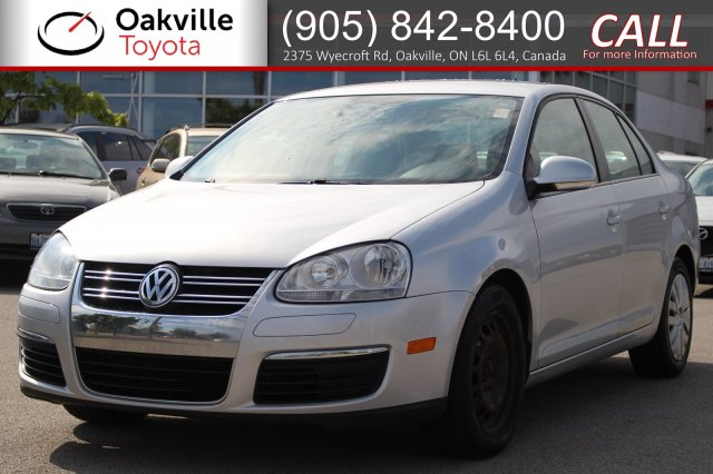Pre-Owned 2010 Volkswagen Jetta Sedan Comfortline with Clean Carfax | SELF CERTIFY