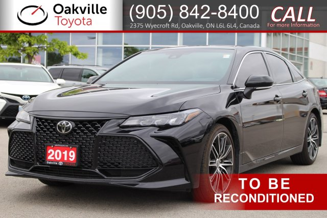 Certified Pre-Owned 2019 Toyota Avalon XSE with Clean Carfax and One Owner