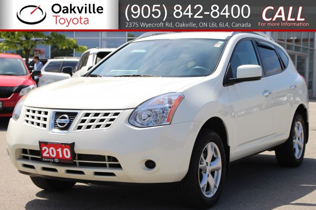 Pre-Owned 2010 Nissan Rogue SL AWD with Clean Carfax | SELF CERTIFY