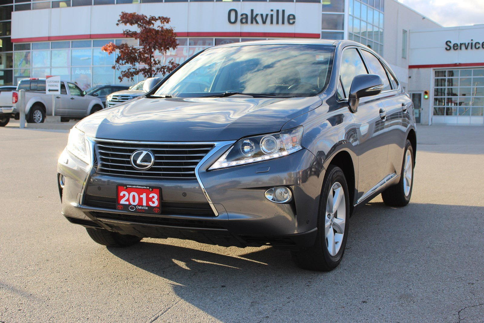 Pre Owned 2013 Lexus RX 350 AWD W Bluetooth And Backup Sensors