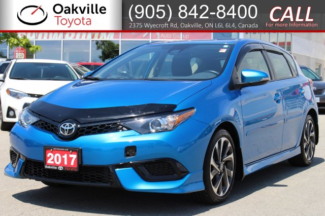 Pre Owned 2017 Toyota Corolla Im With Clean Carfax And One Owner