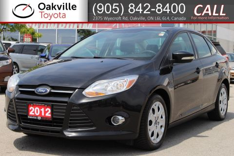 Pre-Owned 2012 Ford Focus SE | SELF CERTIFY