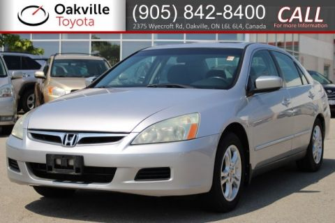 Pre-Owned 2006 Honda Accord Sdn SE with One Owner | SELF CERTIFY