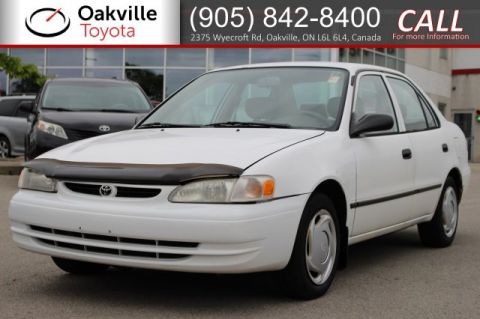 Pre-Owned 2000 Toyota Corolla LE with Clean Carfax | SELF CERTIFY