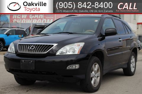 Pre-Owned 2008 Lexus RX 350 4WD Recent Trade-in
