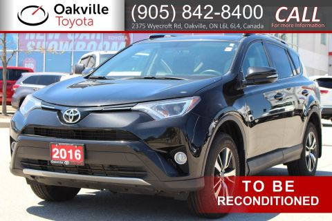 Pre-Owned 2016 Toyota RAV4 XLE with Clean Carfax and Single Owner FWD Sport Utility
