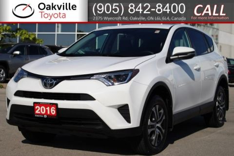 Pre-Owned 2016 Toyota RAV4 LE with Clean Carfax