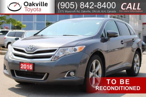 Pre-Owned 2016 Toyota Venza LE AWD with Clean Carfax
