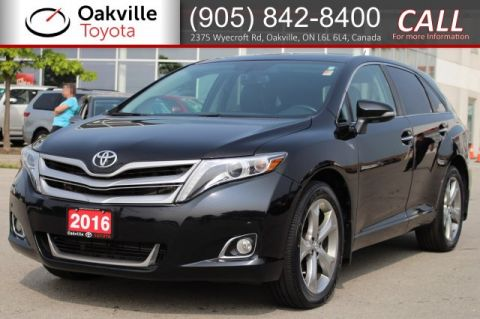 Pre-Owned 2016 Toyota Venza AWD with One Owner