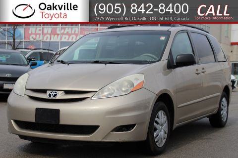 Pre-Owned 2006 Toyota Sienna CE 7-Passenger with Clean Carfax FWD Mini-van, Passenger