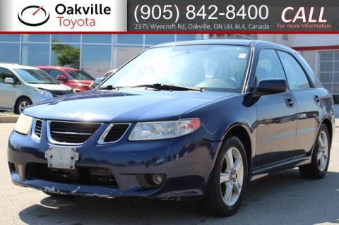 Pre-Owned 2005 Saab 9-2X Linear Auto | SELF CERTIFY