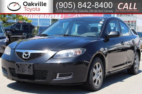 Pre-Owned 2007 Mazda3 GS with One Owner | SELF CERTIFY