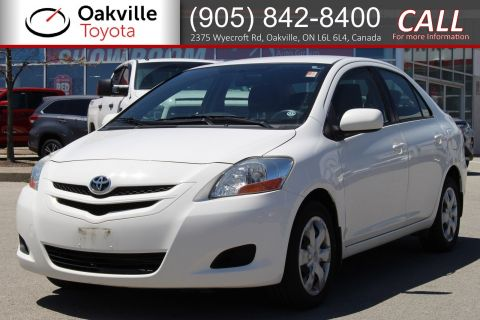 Pre-Owned 2007 Toyota Yaris FWD 4dr Car