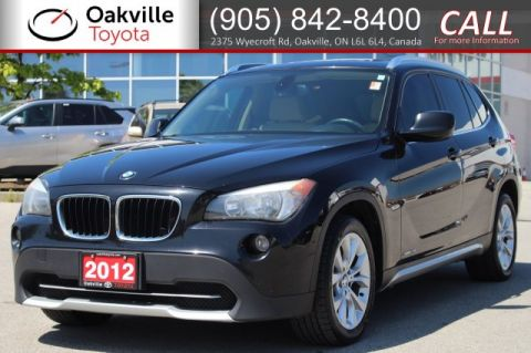 Pre-Owned 2012 BMW X1 28i AWD with Clean Carfax