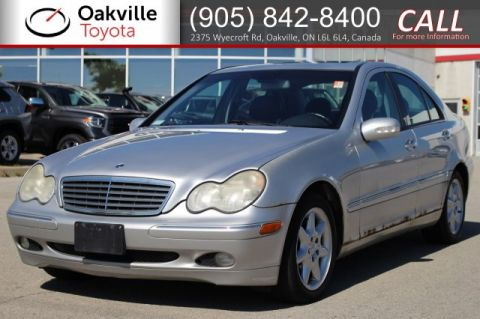 Pre-Owned 2002 Mercedes-Benz C-Class C320W | SELF CERTIFY